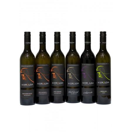 Finalisten - Weinpaket